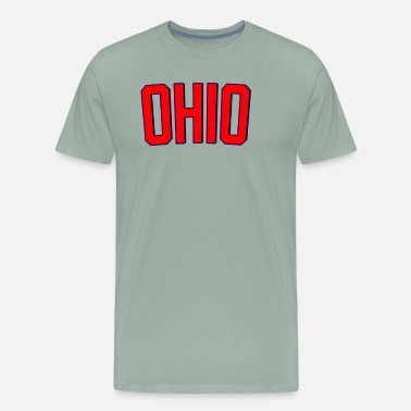 I Love Ohio FOR THE LOVE OF OHIO! - Men's Premium T-Shirt