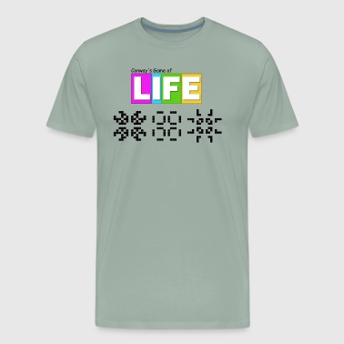 Conway's Game of Life - Men's Premium T-Shirt