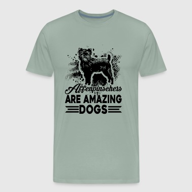 Affenpinschers Are Amazing Dogs Shirt - Men's Premium T-Shirt