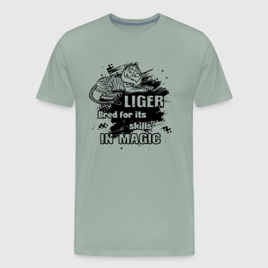 Liger Skills In Magic Shirt - Men's Premium T-Shirt
