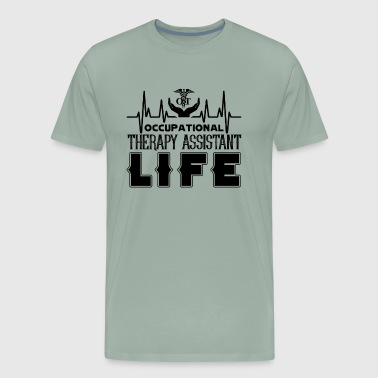 Occupational Therapy Assi shirt - Men's Premium T-Shirt