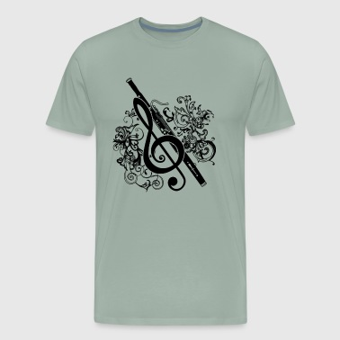 Bassoon Player Bassoon Shirt - Men's Premium T-Shirt