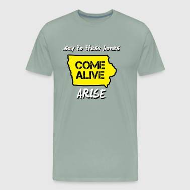 Come Alive Iowa - Men's Premium T-Shirt