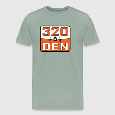 DEN 320 - Men's Premium T-Shirt