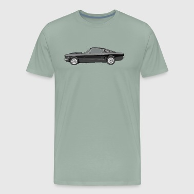 ford mustang - Men's Premium T-Shirt