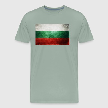 Bulgarian flag - Men's Premium T-Shirt
