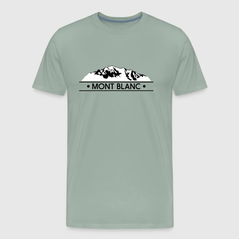Mont Blanc By Dooky Spreadshirt