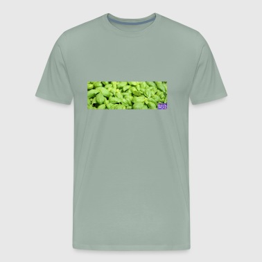 Cook with Basil - Men's Premium T-Shirt
