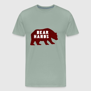 Bear Hands - Men's Premium T-Shirt