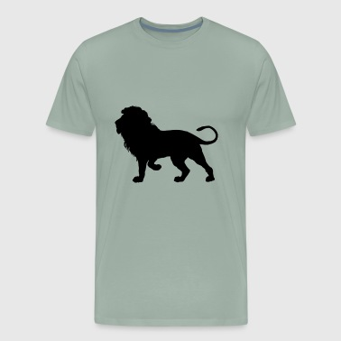 Lion Lion Lion the king of animals - Men's Premium T-Shirt