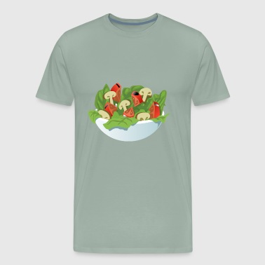 salad - Men's Premium T-Shirt