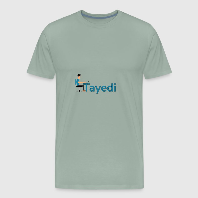 Tayedi the make money online search engine - Men's Premium T-Shirt
