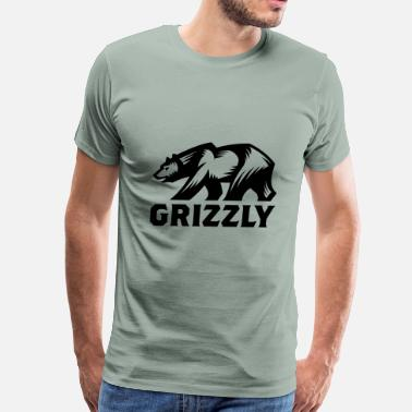 Grizzly Grizzly - Men's Premium T-Shirt