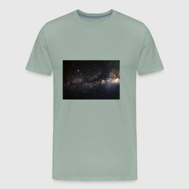 hubble space - Men's Premium T-Shirt