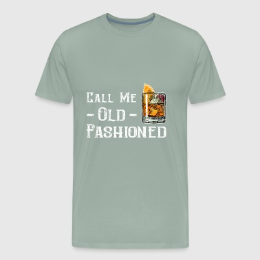 Call Me Old Fashioned - Men's Premium T-Shirt