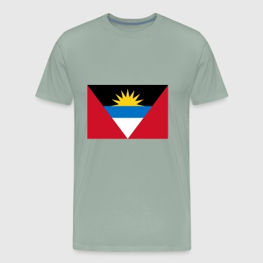 antigua and barbuda - Men's Premium T-Shirt