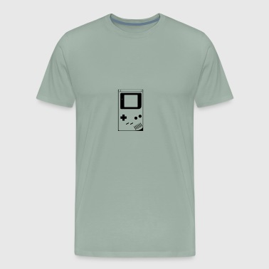 White Gameboi - Men's Premium T-Shirt