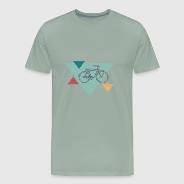 Bicycle Love - Men's Premium T-Shirt