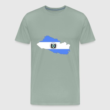 el salvador - Men's Premium T-Shirt
