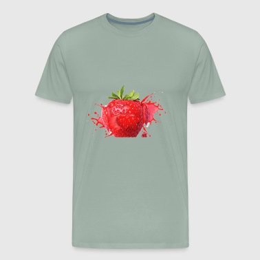 Strawberry - Men's Premium T-Shirt