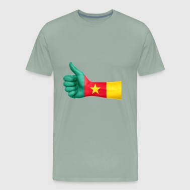 cameroon - Men's Premium T-Shirt