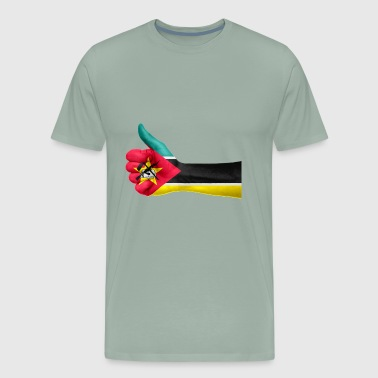 mozambique - Men's Premium T-Shirt