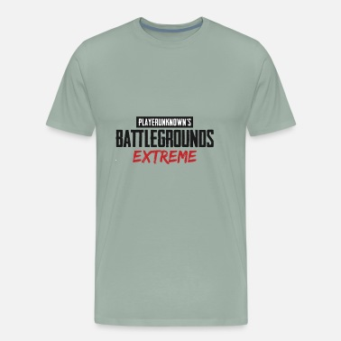 Battlegrounds Battlegrounds Extreme - Men's Premium T-Shirt