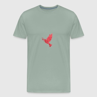 Beautiful Bird - Men's Premium T-Shirt