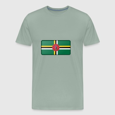 dominica - Men's Premium T-Shirt