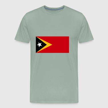 east timor - Men's Premium T-Shirt