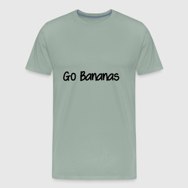 Go Bananas - Men's Premium T-Shirt