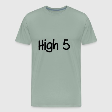 High 5 - Men's Premium T-Shirt