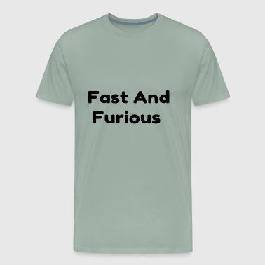Fast and Furious - Men's Premium T-Shirt