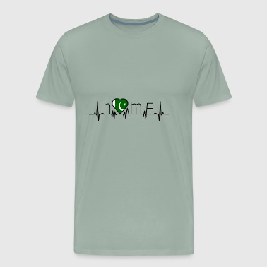 i love home Pakistan - Men's Premium T-Shirt