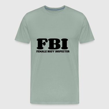 FBI - Men's Premium T-Shirt