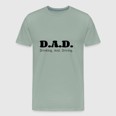 Drinking and Driving - Men's Premium T-Shirt