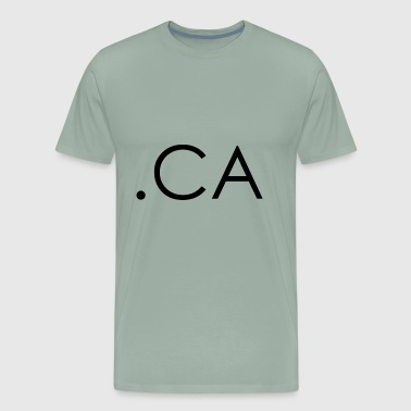CA - Men's Premium T-Shirt