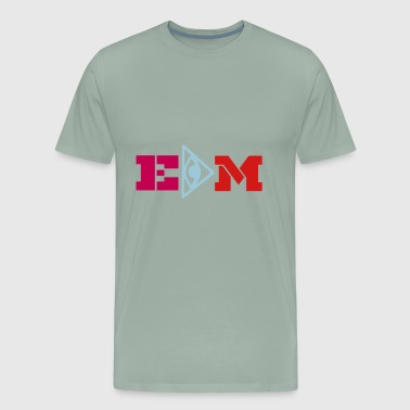 edm - Men's Premium T-Shirt
