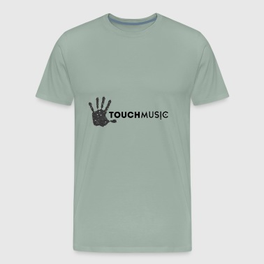 logo touch music - Men's Premium T-Shirt