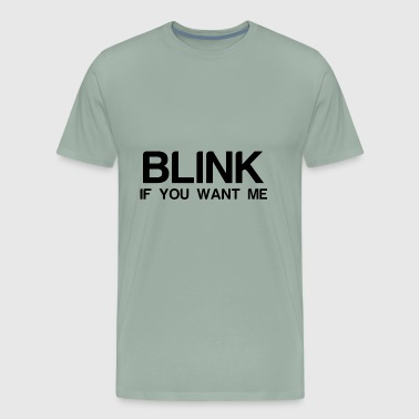 BLINK - Men's Premium T-Shirt