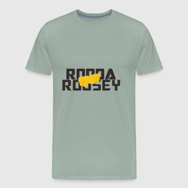 Rowdy - Men's Premium T-Shirt