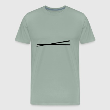 chopsticks - Men's Premium T-Shirt