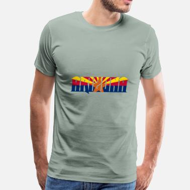 Souvenir Arizona - Men's Premium T-Shirt