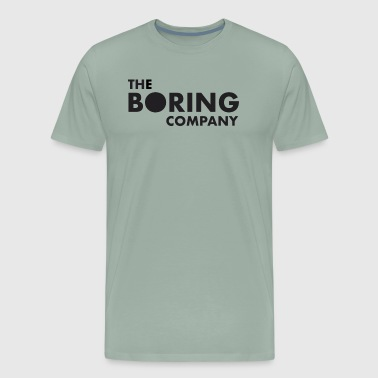 The Boring Company the boring company - Men's Premium T-Shirt