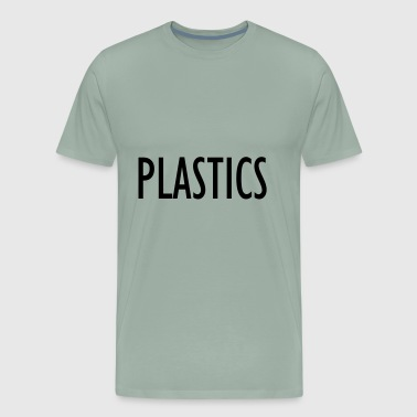 plastics - Men's Premium T-Shirt