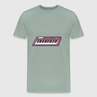synthesizer - Men's Premium T-Shirt