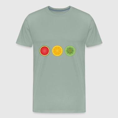 fruits - Men's Premium T-Shirt