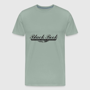 Black Book - Men's Premium T-Shirt