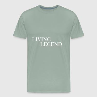living legend - Men's Premium T-Shirt