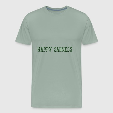 Happy sadness - Men's Premium T-Shirt